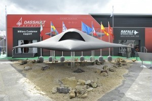 Dassault Aviation at Paris Air Show 2011