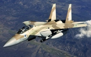 Israeli Air Force maintaining air dominance