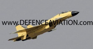 Shenyang J-16 Silent Flanker Chinese Intermediate Stealth Fighter