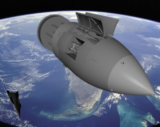 USAF Nuclear-Powered Doomsday Machines