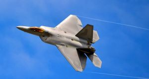 Lockheed Martin F-22 Raptor Specification & Technical Data
