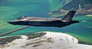 Lockheed Martin F-35 Lightning II Joint Strike Fighter Specification & Technical Data