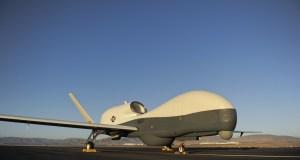 Future deployment plan of Northrop Grumman MQ-4C Triton Broad Area Maritime Surveillance (BAMS) aircraft