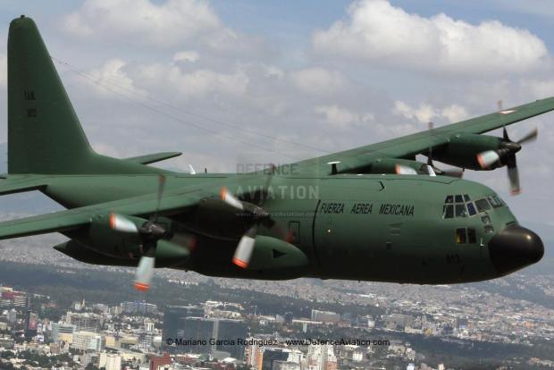 Mexican_Lockheed-C-130E-