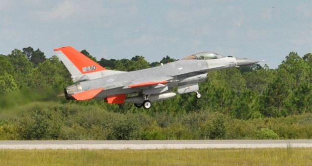 QF-16 Air Superiority Target (AST) Specifications