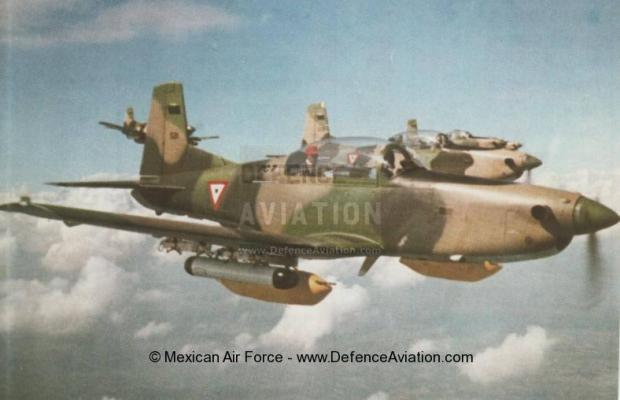 PC-7_mexican_airforce