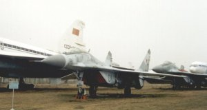 First prototype of Mig-29
