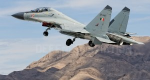 Indian Air Force Su-30MKI at Red Flag