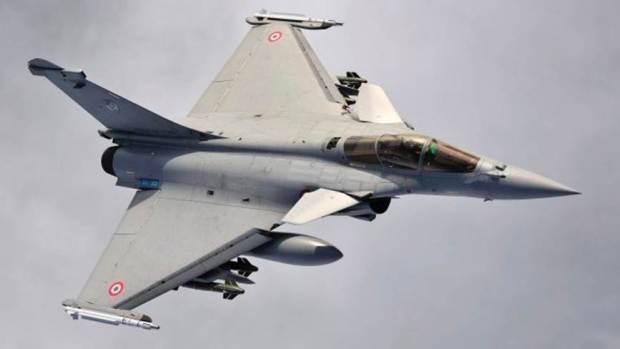 4. Dassault Rafale