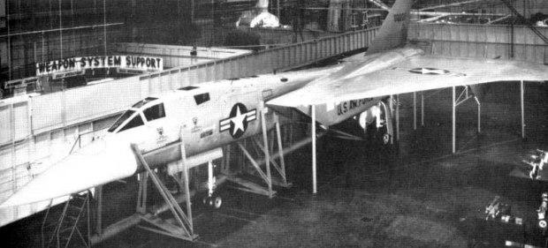 North American XF-108 Rapier