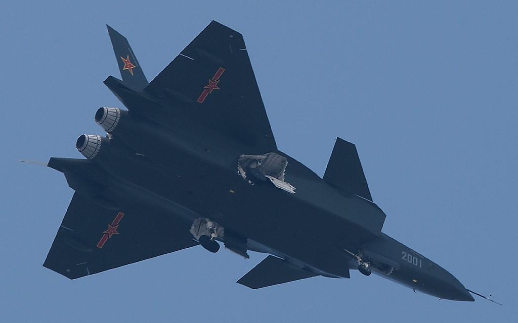 China bans export of Chengdu J-20