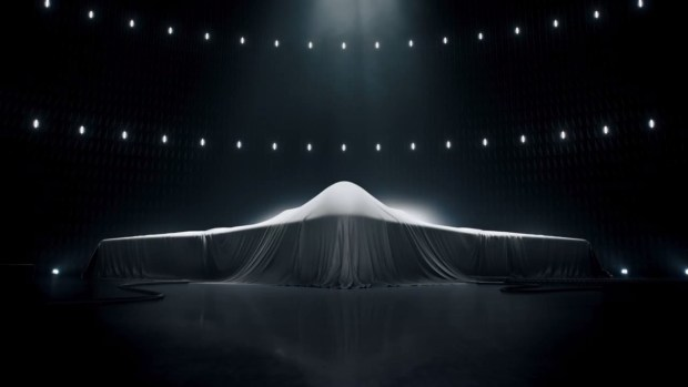 Northrop Grumman reveal The Next-Generation Bomber in Super Bowl Advertisement