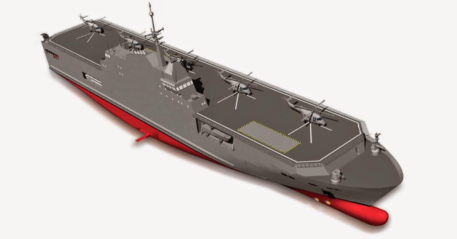 Singapore's Aircraft Carrier Ambitions