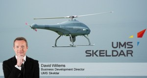 DA #4: A Glimpse into the Unmanned Aerial Vehicles Industry with David Willems of UMS Skeldar