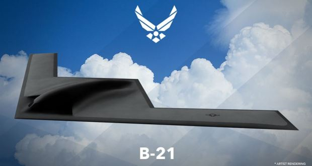 Top 5 things to know about B-21, Long Range Strike Bomber program