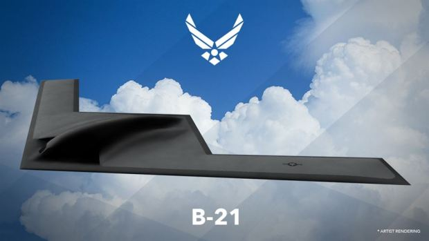 B-21-Long Range Strike Bomber program