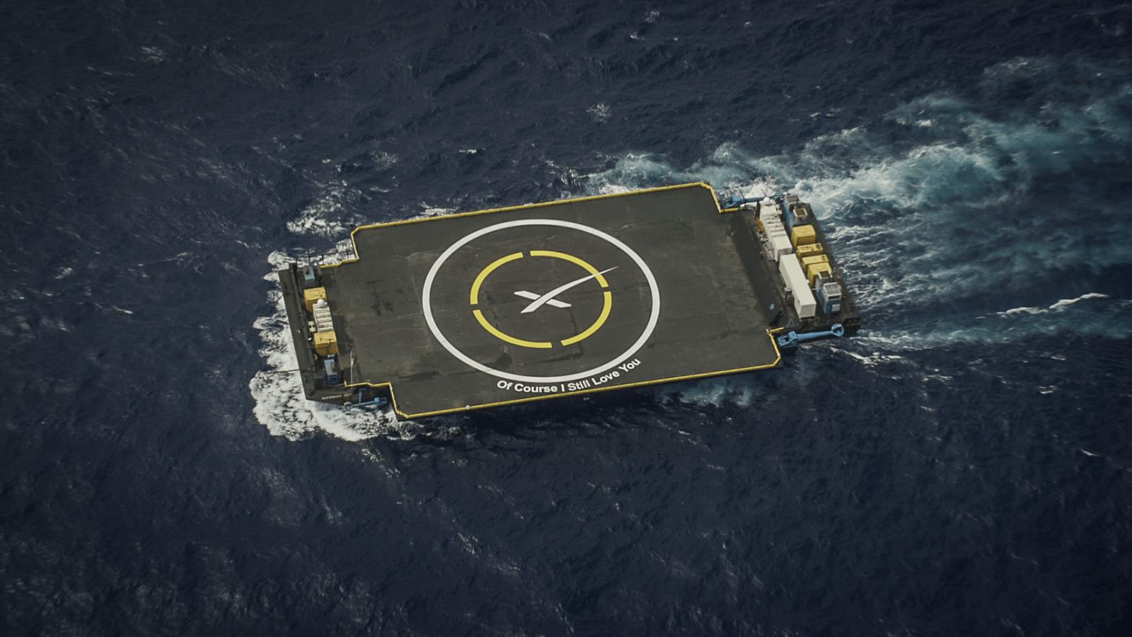 Why does SpaceX keep focusing on ocean landings?