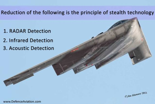 how to detect stealth aircraft