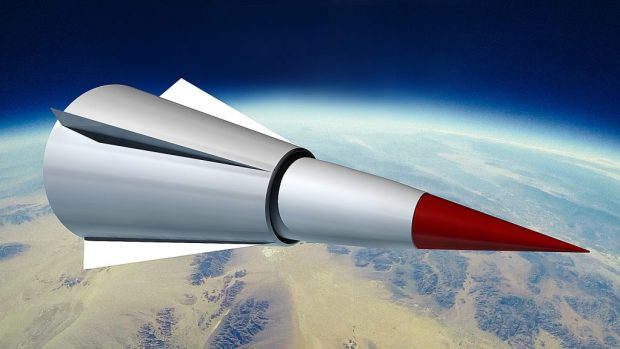 WU-14 - DF-ZF Hypersonic Glide Vehicle