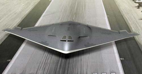 Xian H-8 stealth bomber