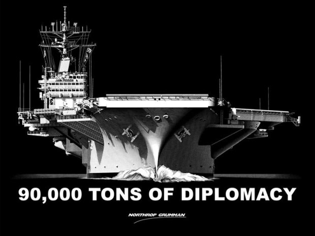 large aircraft carriers