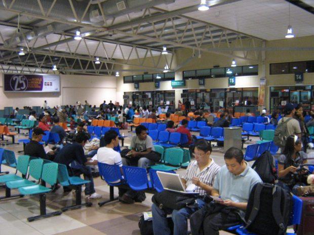 Low Cost Terminal at Kuala Lumpur.