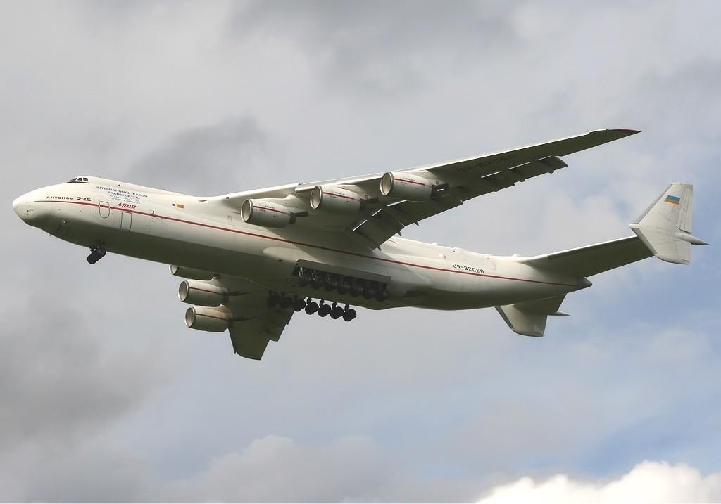 China plans to resurrect The World's Largest Plane by restarting Antonov AN-225 'Mriya' production
