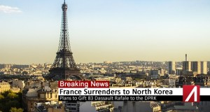 France Surrenders to North Korea, Plans to Gift 83 Dassault Rafales to the DPRK