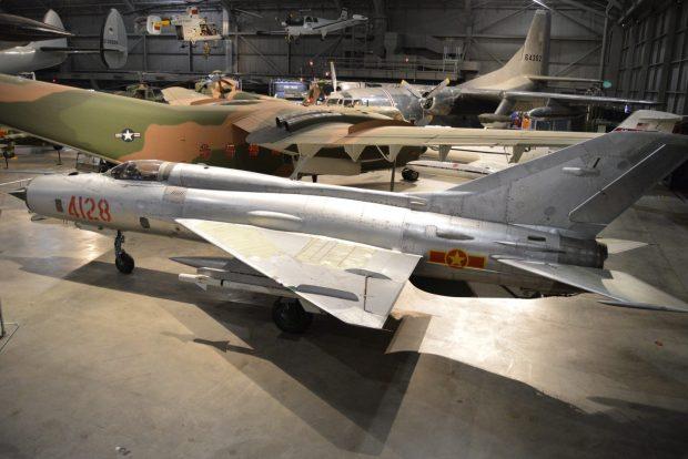 MiG-21 during Vietnam War