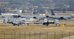 Ankara threatens to close down U.S. Air Force base in Turkey