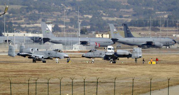 Ankara threatens to close down U.S. Air Force base in Turkey