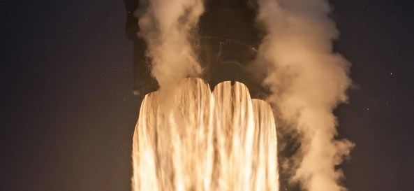 SpaceX Falcon 9 First Stage Merlin Engine Specifications