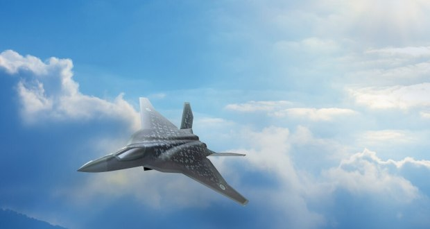 Japan's New Jet Fighter To Replace The Mitsubishi F-2