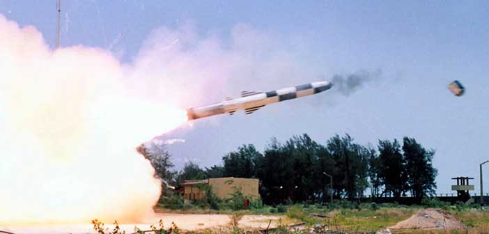 Lethal Punch: India validates accuracy of land and air versions of Brahmos missiles  1