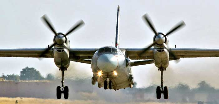 IAF's workhorse AN-32 transport aircraft certified to use bio-fuel 2