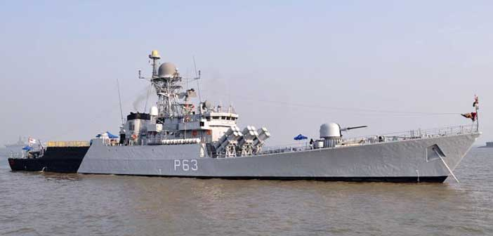 India begins coordinated patrol exercise with Indonesia 19