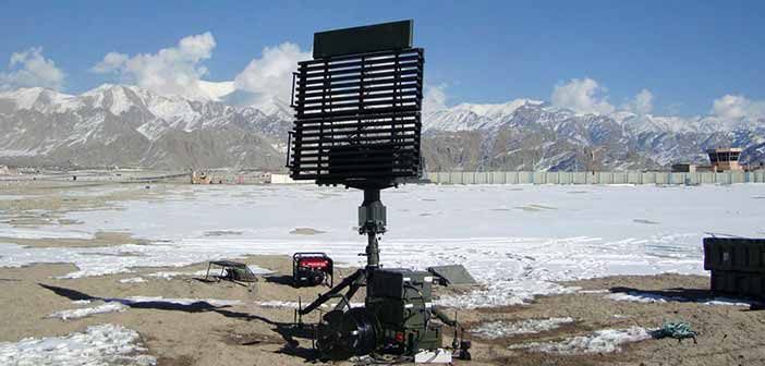 India, Precision Approach Radars