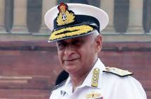 Indian Navy Chief embarks on a bilateral visit to USA 1