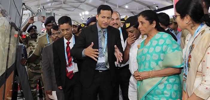 Nirmala Sitharaman addresses Jawans through radio 4