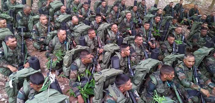 India-Thailand conduct Maitree-2018 military exercise 25