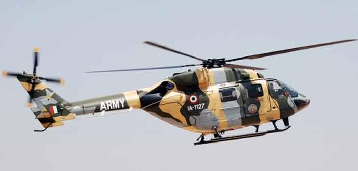 HAL ALH Dhruv Helicopter