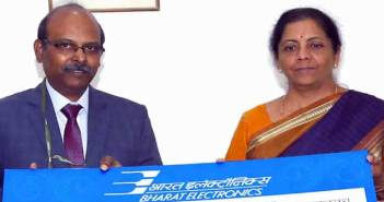 Bharat Electronics Ltd pays a dividend of Rs 64 crore to Govt 11