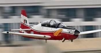 HAL HTT-40 basic trainer jet