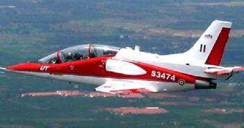 IAF's intermediate jet trainer Kiran crashes in Hakimpet, Telangana 1