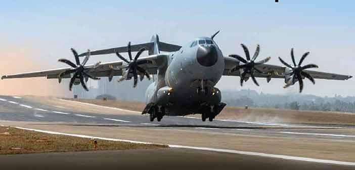 C-130 J Transport-Aircraft