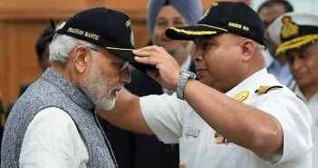 INS Arihant our shield against nuclear blackmail: PM Modi 16