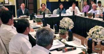 Defence Minister reviews coastal security and coast guard's modernisation plan 10