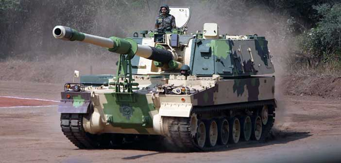India inducts artillery guns after 30 years; M777, K9 Vajra given to army 3