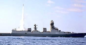Indian Navy, MSRAM, INS Kochi, INS Kolkata, INS Chennai, DRDO, DRDL Hyderabad, Israel Aerospace Industry