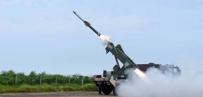 India Missile Test